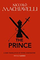 Cover of the book The Prince by Niccolò Machiavelli