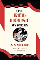 Another cover of the book The Red House Mystery by A.A. Milne
