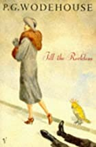 cover for book Jill the Reckless
