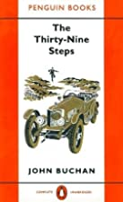 Cover of the book The Thirty-Nine Steps by John Buchan