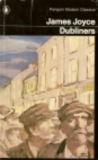 Another cover of the book Dubliners by James Joyce