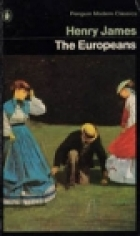 Cover of the book The Europeans by Henry James