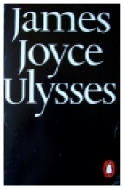 Another cover of the book Ulysses by James Joyce