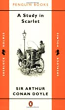 Cover of the book A Study in Scarlet by Arthur Conan Doyle