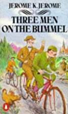 Cover of the book Three Men on the Bummel by Jerome K. Jerome