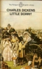 Another cover of the book Little Dorrit by Charles Dickens