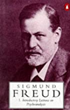Cover of the book A general introduction to psychoanalysis by Sigmund Freud