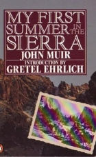 Another cover of the book My first summer in the Sierra by John Muir