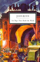 Another cover of the book Ten Days That Shook the World by John Reed