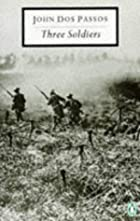 Cover of the book Three Soldiers by John Dos Passos