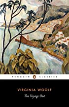 Another cover of the book The Voyage Out by Virginia Woolf