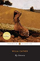 Cover of the book My Ántonia by Willa Cather