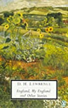 Cover of the book England, My England by D.H. Lawrence