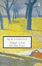 Cover of the book Twilight in Italy by D.H. Lawrence