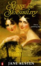 Another cover of the book Sense and Sensibility by Jane Austen