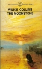 Another cover of the book The Moonstone by Wilkie Collins