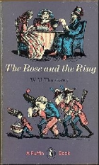 Cover of the book The Rose and the Ring by William Makepeace Thackeray