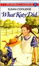 Another cover of the book What Katy Did by Susan Coolidge