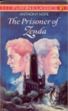 Cover of the book The Prisoner of Zenda by Anthony Hope