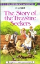 Another cover of the book The Story of the Treasure Seekers by E. Nesbit