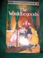 Another cover of the book The Wouldbegoods by E. Nesbit