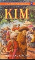 Another cover of the book Kim by Rudyard Kipling
