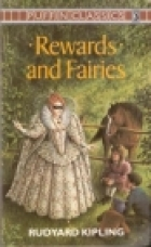 Another cover of the book Rewards and Fairies by Rudyard Kipling