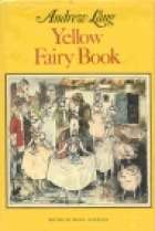 Cover of the book The Yellow Fairy Book by Andrew Lang