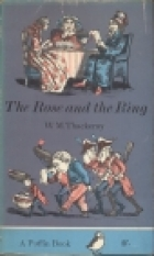 Another cover of the book The Rose and the Ring by William Makepeace Thackeray