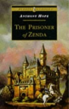 Another cover of the book The Prisoner of Zenda by Anthony Hope
