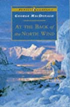 Another cover of the book At the Back of the North Wind by George MacDonald