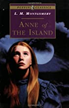 Another cover of the book Anne of the Island by L.M. Montgomery