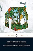 Another cover of the book Walden by Henry David Thoreau