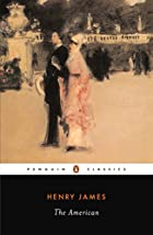 Another cover of the book The American by Henry James
