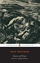 Another cover of the book Leaves of Grass by Walt Whitman