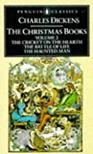 Another cover of the book Christmas books by Charles Dickens