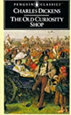 Another cover of the book The Old Curiosity Shop by Charles Dickens