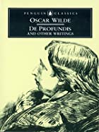 Cover of the book De profundis by Oscar Wilde