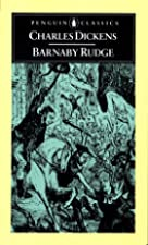 Cover of the book Barnaby Rudge by Charles Dickens