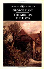 Another cover of the book The Mill on the Floss by George Eliot