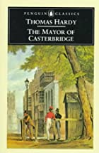 Another cover of the book The Mayor of Casterbridge by Thomas Hardy