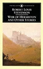 Cover of the book Weir of Hermiston by Robert Louis Stevenson