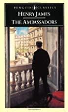 Another cover of the book The Ambassadors by Henry James