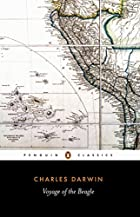 Cover of the book The Voyage of the Beagle by Charles Darwin
