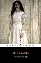 Another cover of the book The Awkward Age by Henry James
