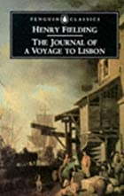 Cover of the book The journal of a voyage to Lisbon by Henry Fielding