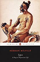 Another cover of the book Typee by Herman Melville