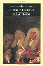 Another cover of the book Bleak House by Charles Dickens