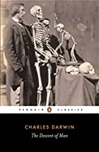 Cover of the book The Descent of Man by Charles Darwin