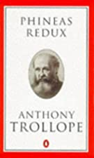 Another cover of the book Phineas Redux by Anthony Trollope